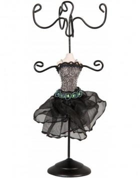 jewellery rack 62373 in black