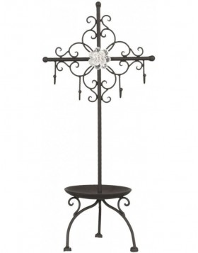 jewellery rack 6Y1401 in brown