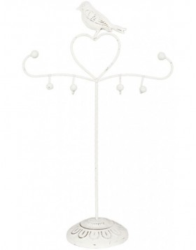 jewellery rack 6Y1416MW in white