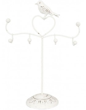 jewellery rack 6Y1416SW in white
