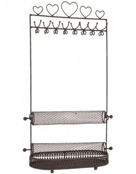 jewellery rack 6Y1511 in black