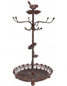 jewellery rack 6Y1716 in brown
