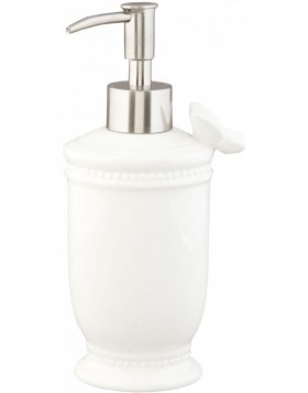 Soap dispenser 62824 White Ø 9x19 cm