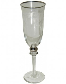 champagne glass transparent - W4GL0040 Clayre Eef
