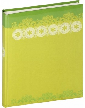 Self-adhesive album Ambra green 21x25 cm