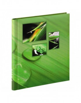 self-adhesive photo album SINGO green 28x31 cm