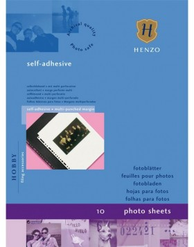 white refill sheets self-adhesive by Henzo