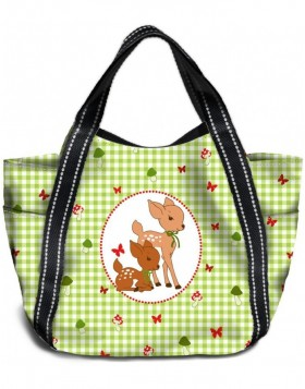 Shopping Bag Mini Rehkitz