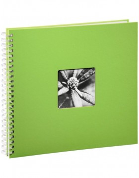 Fine Art Spiral Bound Album, 36 x 32 cm, 50 white pages,...