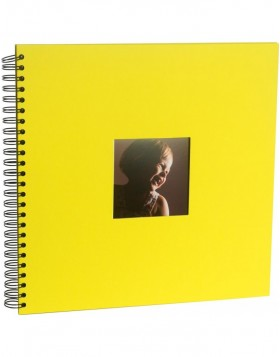 Spiral album Khari yellow