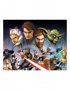 Star Wars 3D-Mousepad Motiv 6