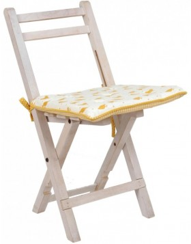 Chair pads Easter Festival 40x40 cm with foam filling
