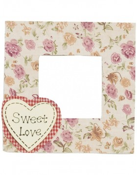 Sweet Love Photo Frames 7 x 7 cm