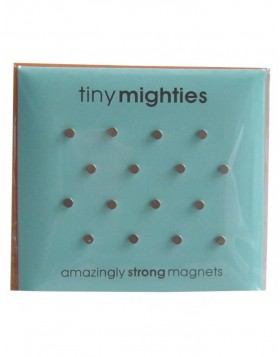 TINY MIGHTIES 3 mm Magnete aus Metall