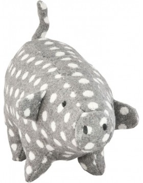 TW0298 Clayre Eef - PIG soft toy
