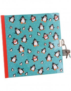 diary penguins