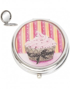 pocket mirror 62730 Clayre Eef 7x5x1 cm