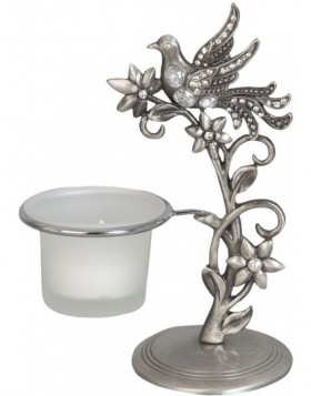 tealight holder 6ZI337 Clayre Eef  13x20 cm