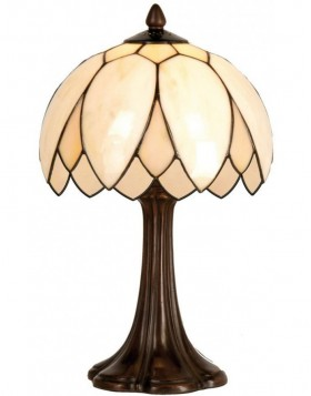 Tiffany Stehlampe hell � 25 cm