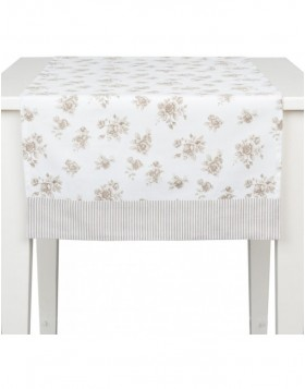 table runner RY64 Clayre Eef 50x140 cm
