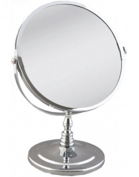 table mirror 62S047 Clayre Eef 17x12x26 cm