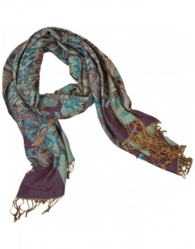 scarf SJ0221 Clayre Eef in the size 70x180 cm