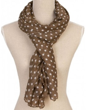 scarf SJ0263 Clayre Eef in the size 110x180 cm