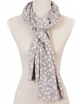68x200 cm synthetic scarf SJ0322 Clayre Eef