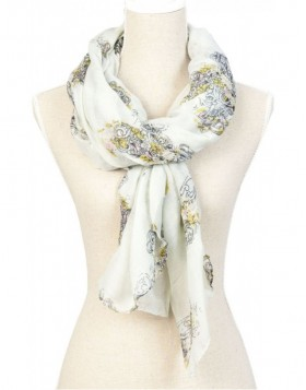 scarf SJ0367W Clayre Eef in the size 110x180 cm