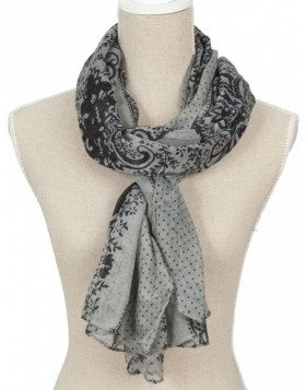 scarf SJ0374Z Clayre Eef in the size 90x180 cm