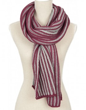 33x77 cm synthetic scarf SJ0398 Clayre Eef