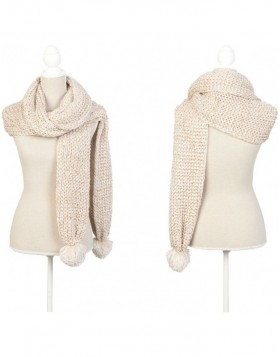 32x240 cm synthetic scarf SJ0402N Clayre Eef