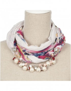 50x160 cm synthetic scarf SJ0423 Clayre Eef