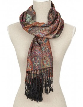 scarf SJ0460 Clayre Eef in the size 70x180 cm