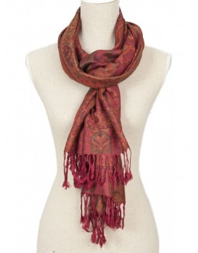 scarf SJ0461 Clayre Eef in the size 70x180 cm