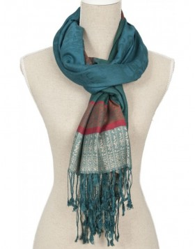 70x180 cm synthetic scarf SJ0469BL Clayre Eef