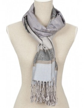 70x180 cm synthetic scarf SJ0469G Clayre Eef