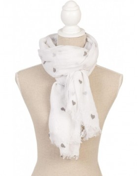 scarf SJ0502W Clayre Eef in the size 80x180 cm