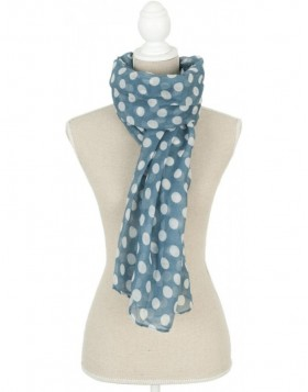 70x180 cm synthetic scarf SJ0534BL Clayre Eef