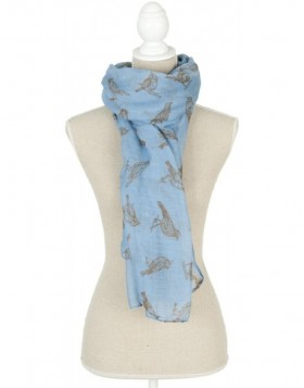 90x180 cm synthetic scarf SJ0541BL Clayre Eef