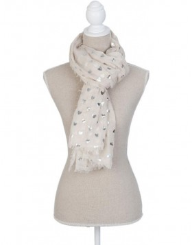 scarf SJ0548N Clayre Eef in the size 90x180 cm