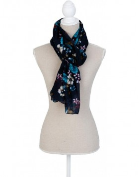 90x180 cm synthetic scarf SJ0550BL Clayre Eef