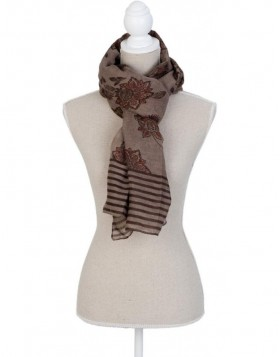 scarf SJ0551BGR Clayre Eef in the size 90x180 cm
