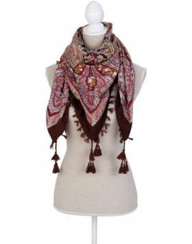 scarf SJ0554Z Clayre Eef in the size 100x100 cm