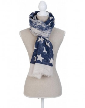 scarf SJ0562BL Clayre Eef in the size 90x180 cm