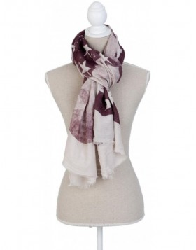 90x180 cm synthetic scarf SJ0564A Clayre Eef