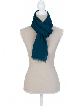 scarf SJ0600BL Clayre Eef in the size 88x178 cm
