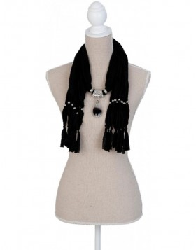 scarf SJ0604 Clayre Eef in the size 165x40 cm