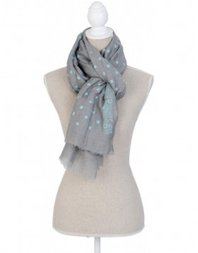 scarf SJ0620G Clayre Eef in the size 70x180 cm