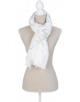 scarf SJ0622 Clayre Eef in the size 70x180 cm
